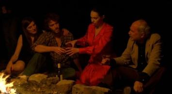 Domaine, long métrage de Patric Chiha, avec Béatrice Dalle