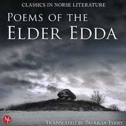 Le livre audio « Poems of the Older Edda » est un best-seller aux EU!