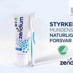 Zendium Tandpasta voix-off