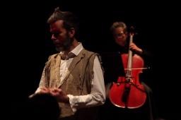 Le Violoncelle Poilu en tournée 18/19